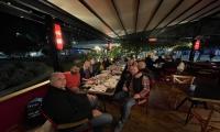 Δείπνο για καλή σεζόν στις Γυναίκες της Ένωσης Ιλίου από το Enzzo Cook Bar!